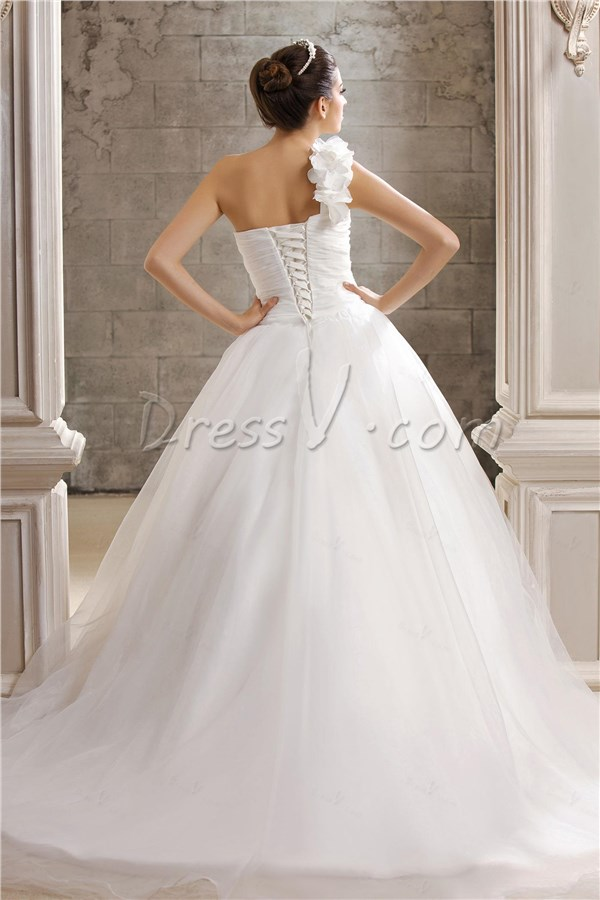 These Cheap But Lovley Color Wedding Dress 2014 By The Dressv